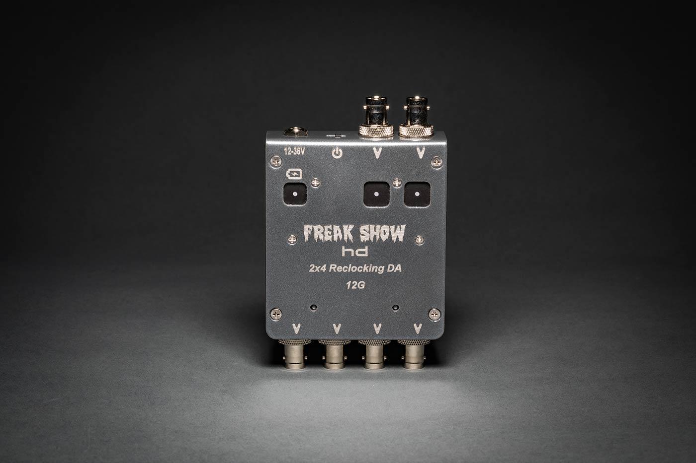The Freakshow HD 2x4 HD-SDI DA